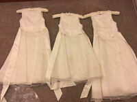 Wedding Flower Girl Dresses from John Lewis age 4,6,7
