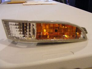 Left Front Turn Signal Housing for  2004 - 2005 Acura EL