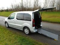 2013 Citroen Berlingo Multispace 1.6HDi, Diesel, Manual. WHEELCHAIR WAV