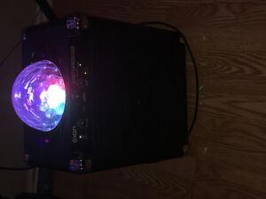 Caroke singing machine