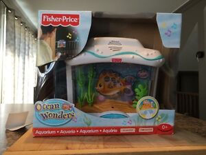 Aquarium fisher price Ocean Wonder - berceau
