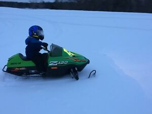 2001 Arctic Cat Z 120