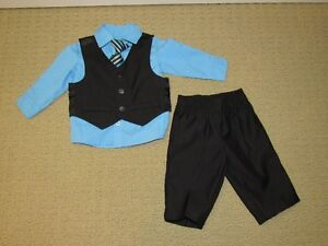 Infant Boys Suit - 3 months