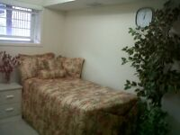 BRIGHT & SAFE Room-Females only - DON MILLS & EGLINTON