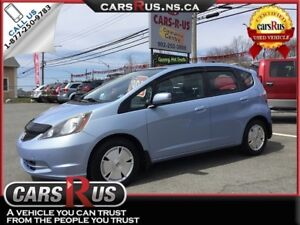 2010 Honda Fit LX 4dr Hatchback 5A