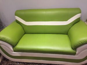 3 piece green couches for sale