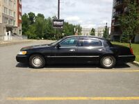 2000 Lincoln Town Car Berline