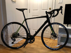 Cannondale Synapse Carbone Disque Ultegra 2018 NEUF