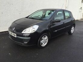 2006 RENAULT CLIO 1.2 EXPRESSION 5 DOOR HATCHBACK @ CLYDESIDE CAR SALES