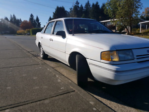 1994 Ford Tempo only 2 owners