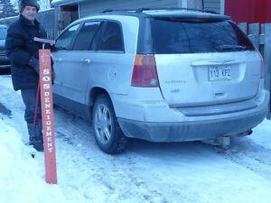 A vendre Chrysler Pacifica 2004