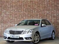Mercedes-Benz E-Class E200 CDi BlueEfficiency Sport 2.1L 4dr