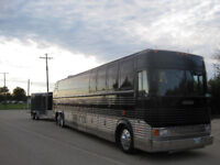 Day Coach Rental With Driver (Weddings/Corporate Functions.)