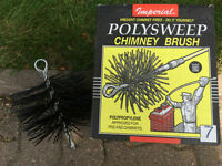 Polysweep chimney brush 7 - brosse a ramoner