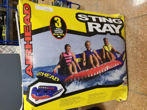Airhead Stingray 3 Person Tube