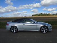 2009/09 BMW 6 SERIES 3.0 630I SPORT AUTO 2DR CONVERTIBLE - 272 BHP! - HUGE SPEC!
