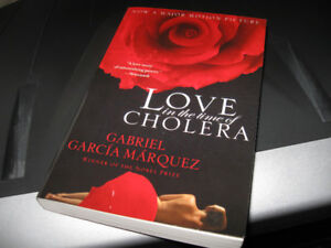 Love In The Time of Cholera-Gabriel Garcia Marquez-like new +
