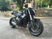 2008 Honda cb1000r street fighter abs with extras