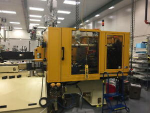 2004 Husky Hylectric H120 Injection Molding Machine (#2007)
