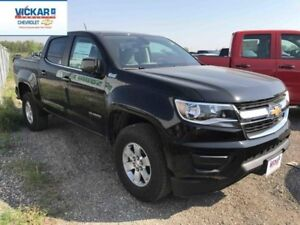 2018 Chevrolet Colorado Work Truck  -  Towing Package - $224.15