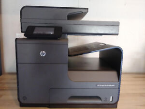HP Officejet Pro X476dw MFP for parts -- REDUCED