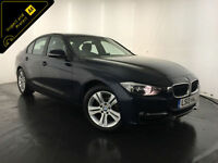 2013 BMW 316D SPORT 1 OWNER BMW SERVICE HISTORY FINANCE PX WELCOME