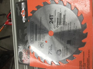 Black and Decker blade new