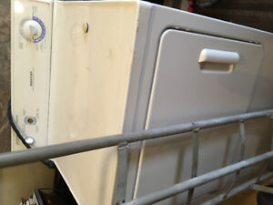 Moffat electric dryer heavy duty 6 cycle