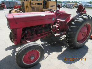Massey 135 GAS tractor
