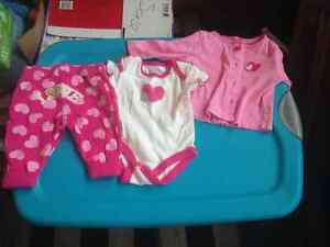 Nb-3 month girl clothes London Ontario image 5