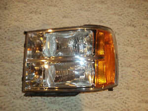 2012 GMC left driver side head light Edmonton Edmonton Area image 1