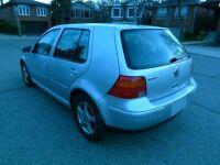 2006 Volkswagen Golf GLS Hatchback