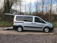 2015 Peugeot Expert Tepee 2.0 HDi L1 98 Comfort 5dr WHEELCHAIR ACCESSIBLE VEH...