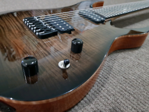 Searls SS7 FT Custom Build with DiMarzio Pups