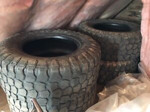 35x12.5r18 Ironman All Country tires