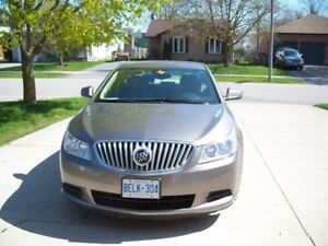 2010 Buick Lacross  for sale