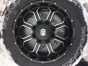 "20"" off road rims"