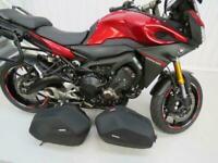 Yamaha MT09 Tracer 900 2015 reg bike 9223 miles only excellent