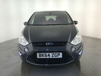 2014 64 FORD S-MAX TITANIUM TDCI DIESEL MPV 1 OWNER SERVICE HISTORY FINANCE PX