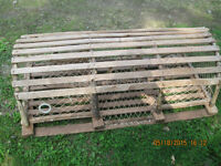 real lobster trap