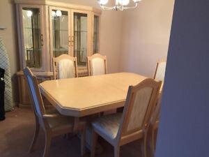 Mobilier De Salle A Manger ***  Dining Room Set