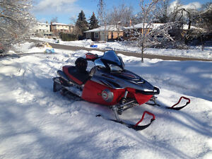 looking to trade for skidoo  2004 and up