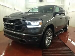2020 Ram 1500 Laramie  - HEMI V8 - Leather Seats - $211.75 /Wk