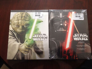 Star Wars collectors blu Rays for sale