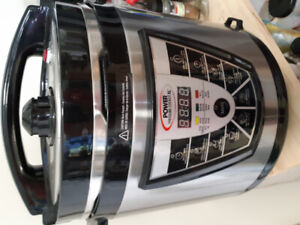 Power Pressure Cooker XL for sale, only used once