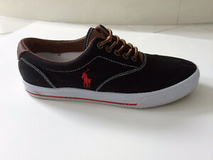POLO RALPH LAUREN Vaughn Sneakers - Black