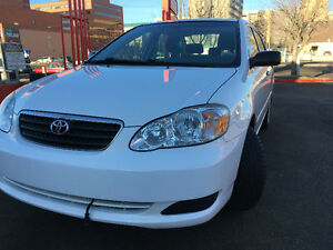 2008 Toyota Corolla Ce (Limited edition)