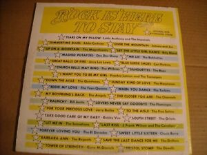 Rock Is Here To Stay a 3 LP Record Set Belleville Belleville Area image 3