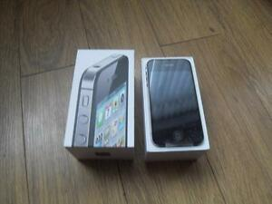 iPhone 4S Black Brand New Unlocked  CALL   647-875-7109