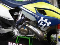 Husqvarna TE 250 Enduro bike (road registered)